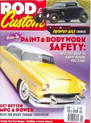 Rod & Custom Magazine - Issue 2008-08 August 2008