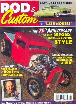 Rod & Custom Magazine - Issue 2011-01 January 2011