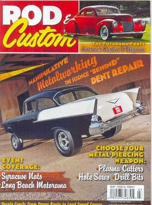 Rod & Custom Magazine - Issue 2012-03 March 2012