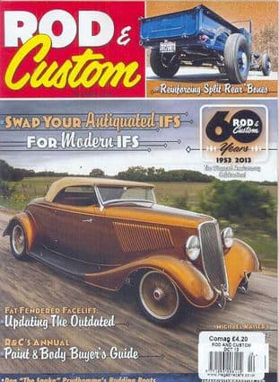 Rod & Custom Magazine - Issue 2013-10 October 2013