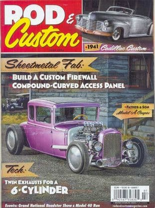 Rod & Custom Magazine - Issue 2014-07 July 2014