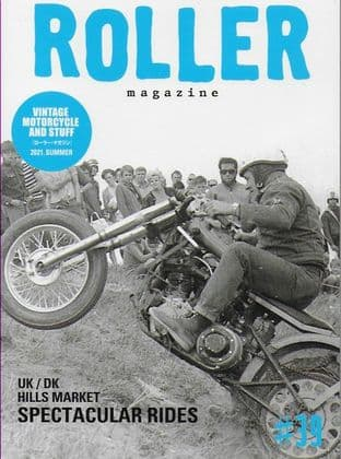 Roller Magazine - Issue 39 (now in ENGLISH and JAPANESE LANGUAGE) (1)