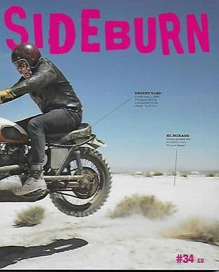 Sideburn Magazine Discounted Set - 10 Issues Nos.25-34 inclusive