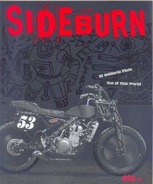 Sideburn Magazine - Issue 26
