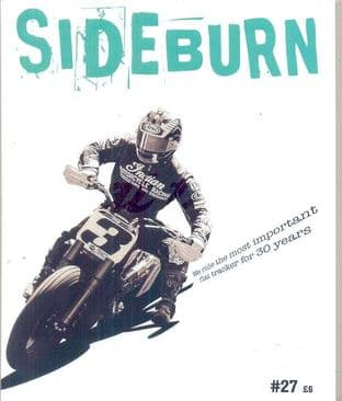 Sideburn Magazine - Issue 27 (Cover 1 / Indian)