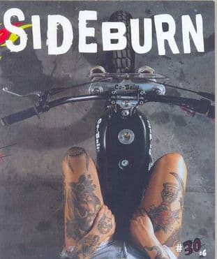 Sideburn Magazine - Issue 30