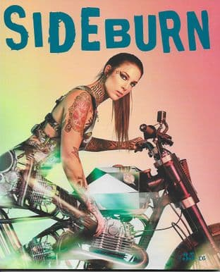 Sideburn Magazine - Issue 35