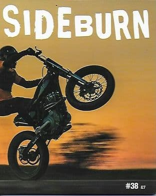 Sideburn Magazine - Issue 38