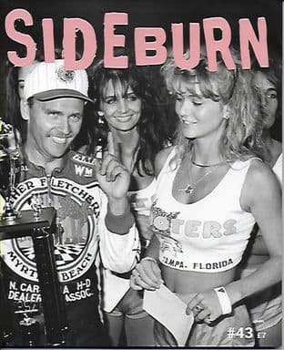 Sideburn Magazine - Issue 43