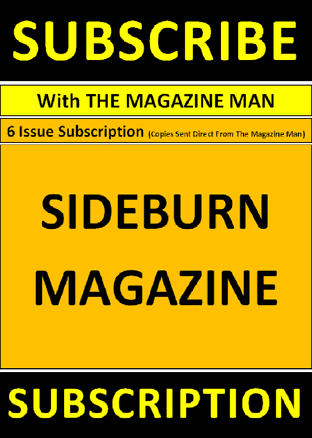 Sideburn Magazine - Subscription - 6 issues