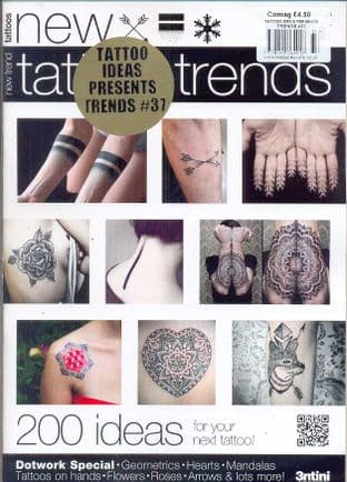 Special Tattoo Photos Magazine - Tattoo Trends