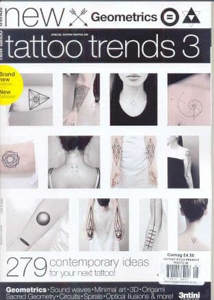 Special Tattoo Photos Magazine - Tattoo Trends #3
