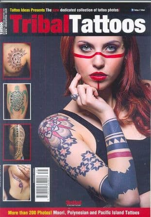 Special Tattoo Photos Magazine - Tribal Tattoos