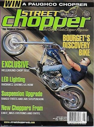 Street Chopper Magazine - Issue 2003-05 May 2003