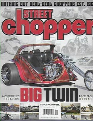 Street Chopper Magazine - Issue 2015-V46-1 Spring 2015