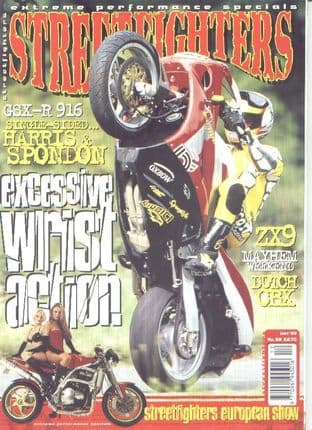 Streetfighters Magazine - Issue 058