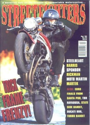 Streetfighters Magazine - Issue 074