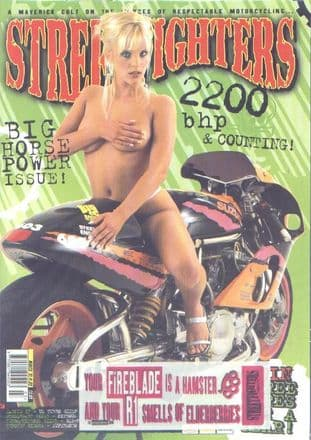 Streetfighters Magazine - Issue 085
