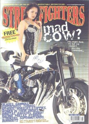 Streetfighters Magazine - Issue 087