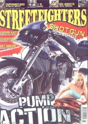 Streetfighters Magazine - Issue 111