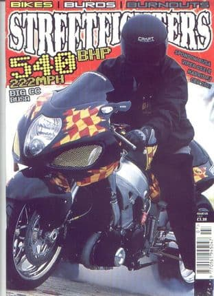 Streetfighters Magazine - Issue 125