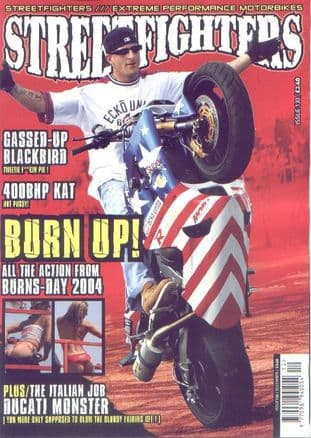 Streetfighters Magazine - Issue 130