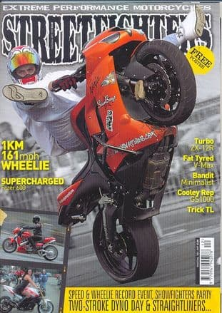 Streetfighters Magazine - Issue 166