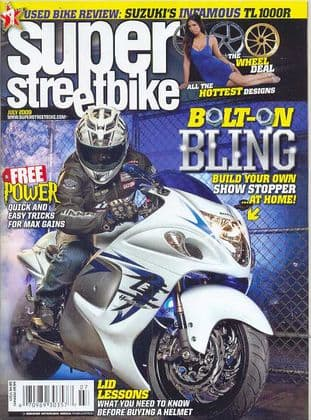 Super Streetbike Magazine - Issue 2009-07 July 2009