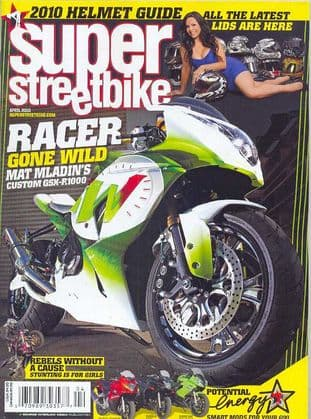 Super Streetbike Magazine - Issue 2010-04 April 2010