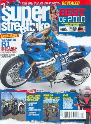 Super Streetbike Magazine - Issue 2010-12 December 2010