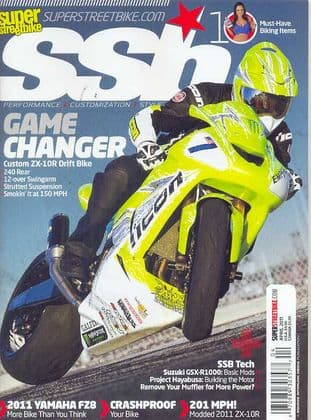 Super Streetbike Magazine - Issue 2011-04 April 2011
