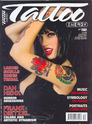 Tattoo Energy Magazine - No.052