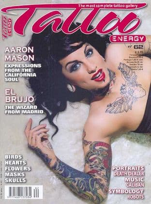 Tattoo Energy Magazine - No.062