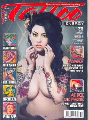Tattoo Energy Magazine - No.076