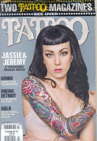 Tattoo Magazine - No.299