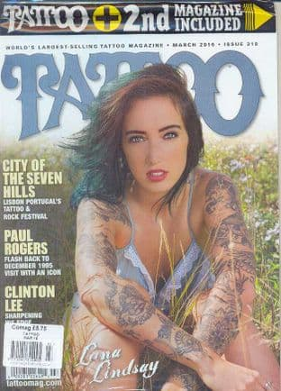 Tattoo Magazine - No.318