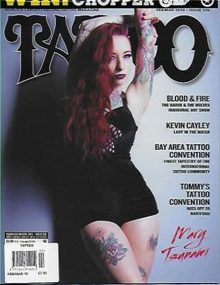 Tattoo Magazine - No.335
