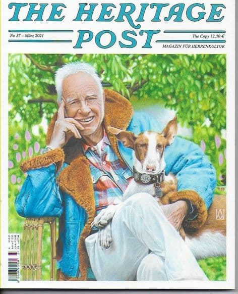 The Heritage Post Magazine (German Language Edition)- Issue 37 / March 2021