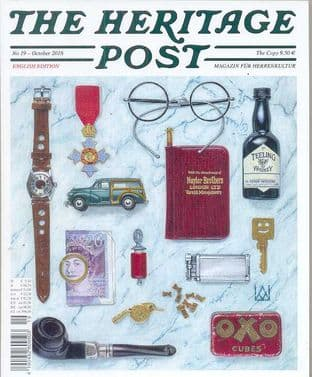 The Heritage Post Magazine - Issue 19 / October 2016