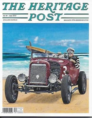 The Heritage Post Magazine- Issue 30 / June 2019