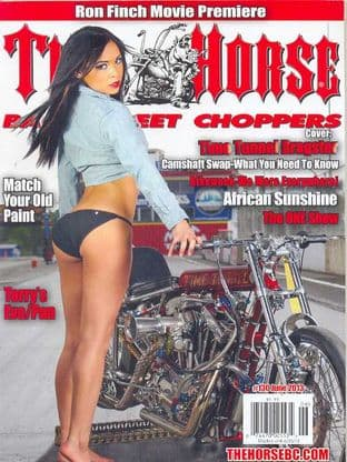 The Horse Backstreet Choppers Magazine - Issue 130