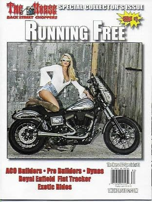The Horse Backstreet Choppers Magazine - SPECIAL No.3 Running Free