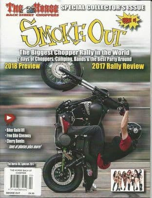 The Horse Backstreet Choppers Magazine - SPECIAL - Smoke Out #1