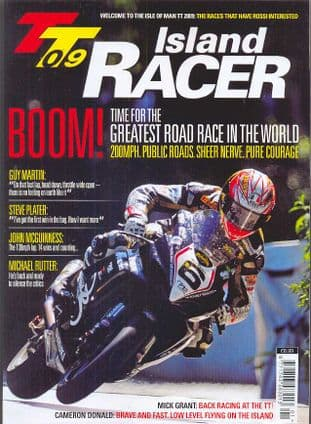 TT Island Racer Magazine - Issue 2009