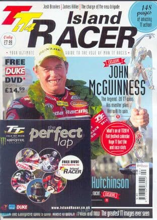 TT Island Racer Magazine - Issue 2014