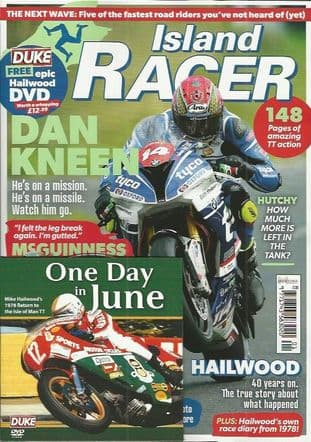 TT Island Racer Magazine - Issue 2018