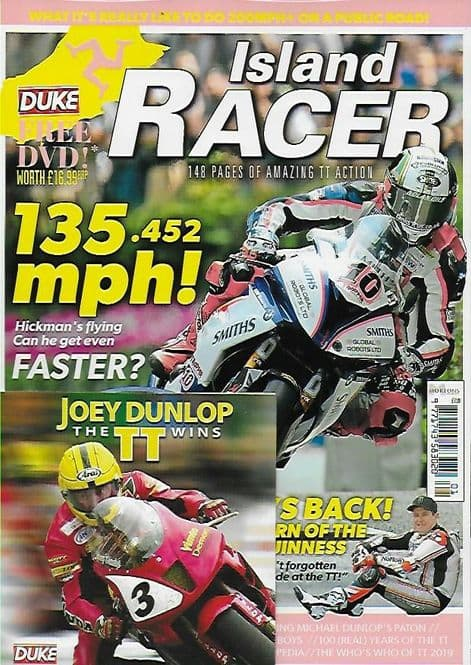 TT Island Racer Magazine - Issue 2019