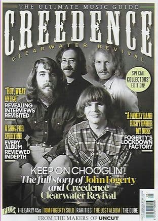 Ultimate Music Guide From Uncut Magazine - Issue CREEDENCE CLEARWATER REVIVAL