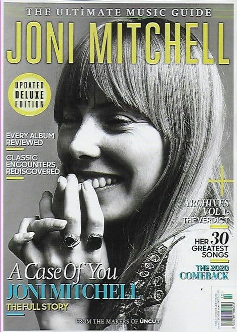 Ultimate Music Guide From Uncut Magazine - Issue JONI MITCHELL