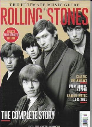 Ultimate Music Guide From Uncut Magazine - Issue THE ROLLING STONES (The Complete Story)
